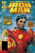 Iron Man Vol 1 326