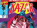 Ka-Zar Vol 3 7