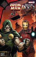 King in Black Iron Man Doom Vol 1 1