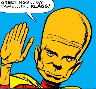 Klagg (Earth-616)