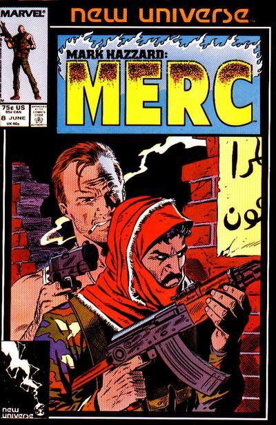 Mark Hazzard: Merc Vol 1 8