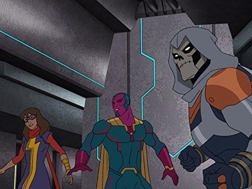 Marvel's Avengers Assemble Season 4 6