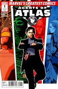 Marvel's Greatest Comics Agents of Atlas Vol 1 1