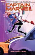 Marvel Action Captain Marvel Vol 2 1