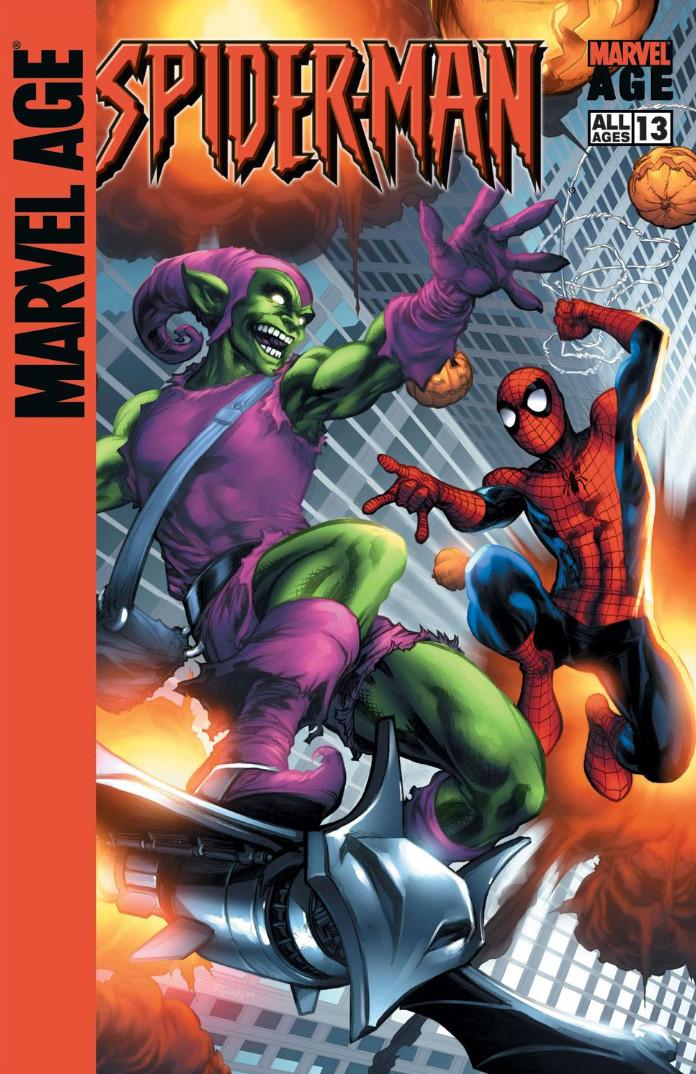 Marvel Age Spider-Man Vol 1 13
