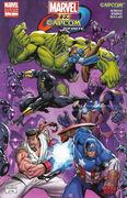Marvel vs. Capcom Infinite Infinite Horizons Vol 1 1