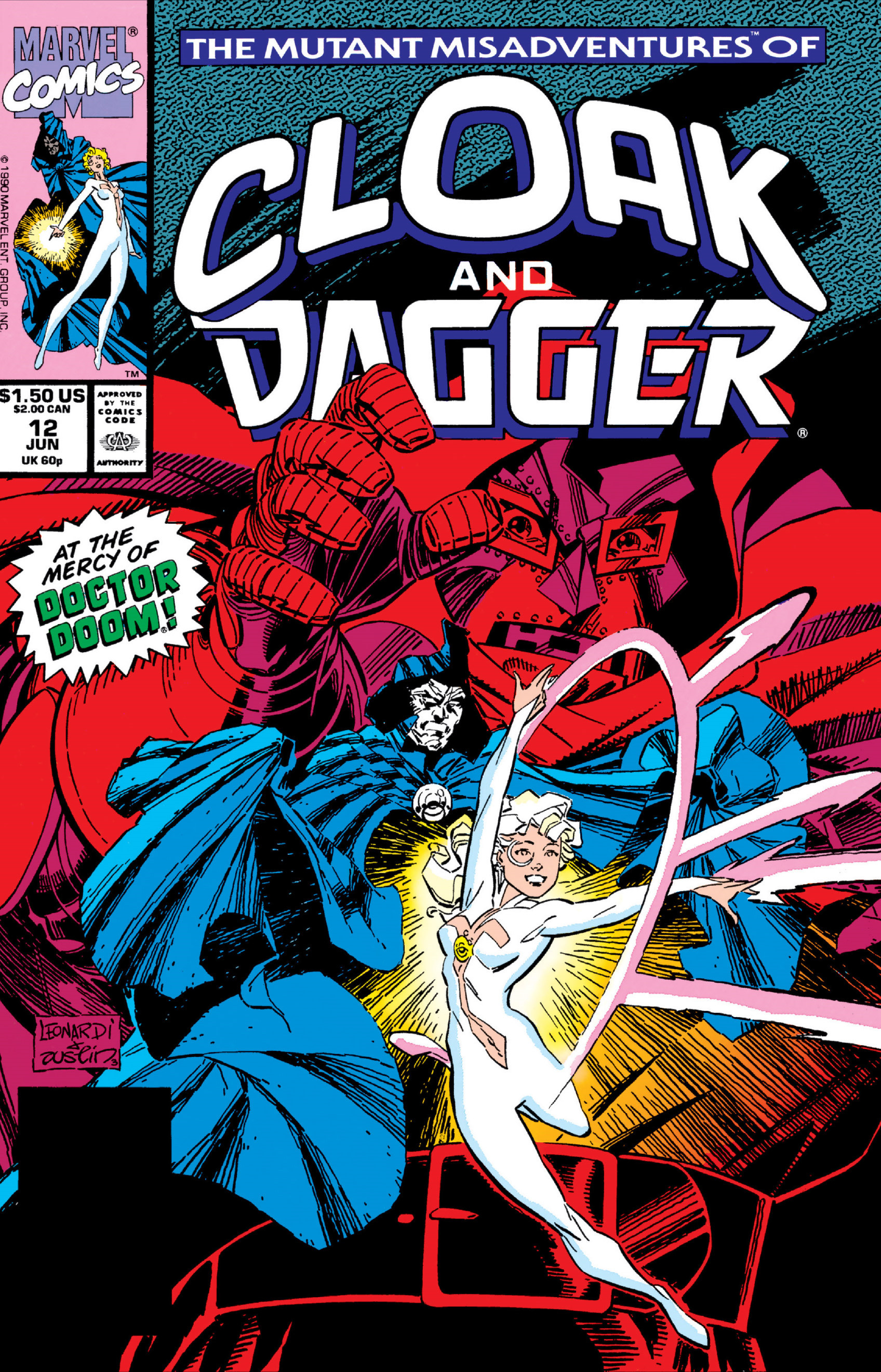 Mutant Misadventures of Cloak and Dagger Vol 1 12