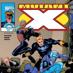 Mutant X Vol 1 6