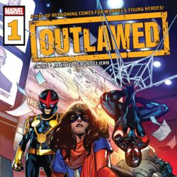 Outlawed Vol 1 1