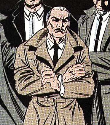 Peter London (Earth-616)