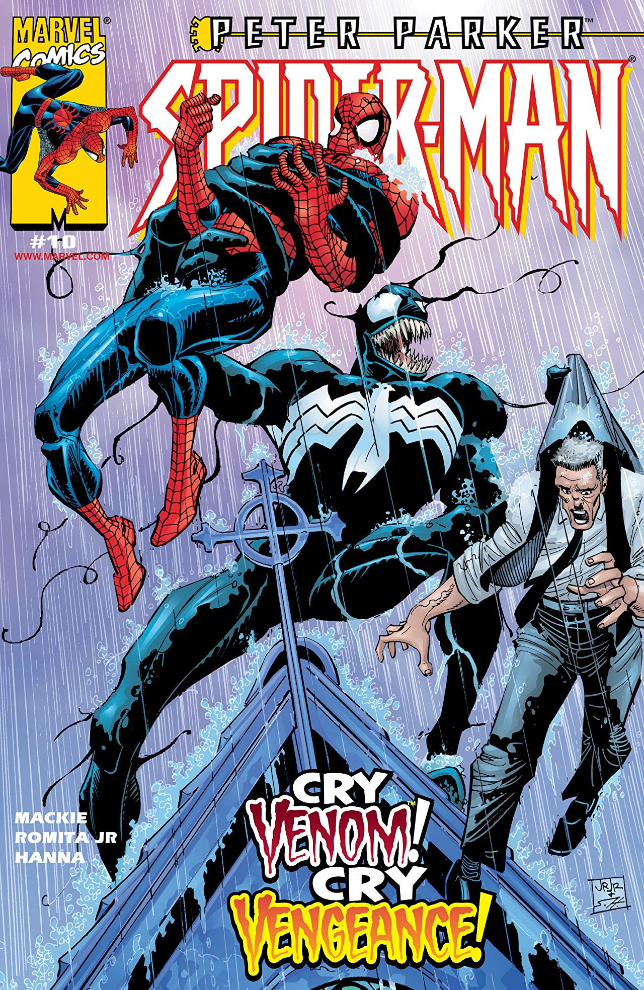 Peter Parker: Spider-Man Vol 1 10