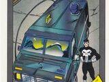 Punisher's Battle Van