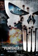 Punisher War Zone (film) Promo 001
