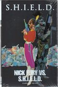 S.H.I.E.L.D. Nick Fury vs. S.H.I.E.L.D. HC Vol 1 1