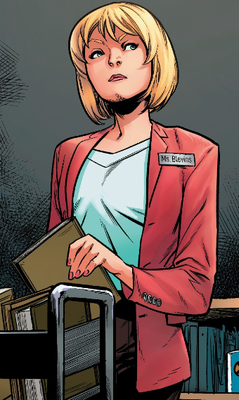 Sally Blevins (Age of X-Man) (Earth-616)/Gallery