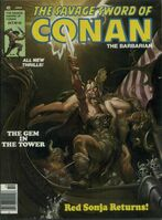 Savage Sword of Conan Vol 1 45