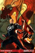 Secret Avengers Vol 1 6 Textless