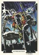 Sergei Kravinoff (Earth-616) from Mike Zeck (Trading Cards) 0001