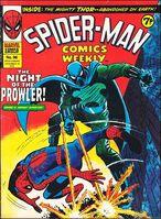 Spider-Man Comics Weekly Vol 1 96
