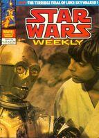 Star Wars Weekly (UK) Vol 1 101