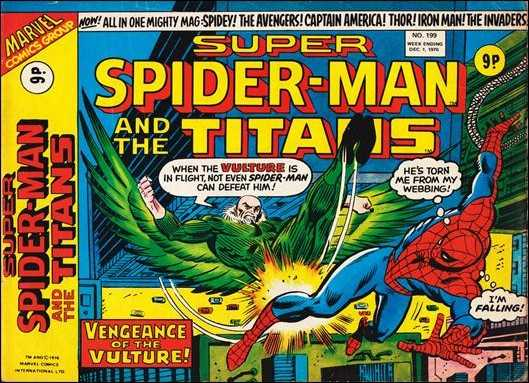 Super Spider-Man and the Titans Vol 1