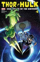 Thor vs. Hulk Champions of the Universe Vol 1 5