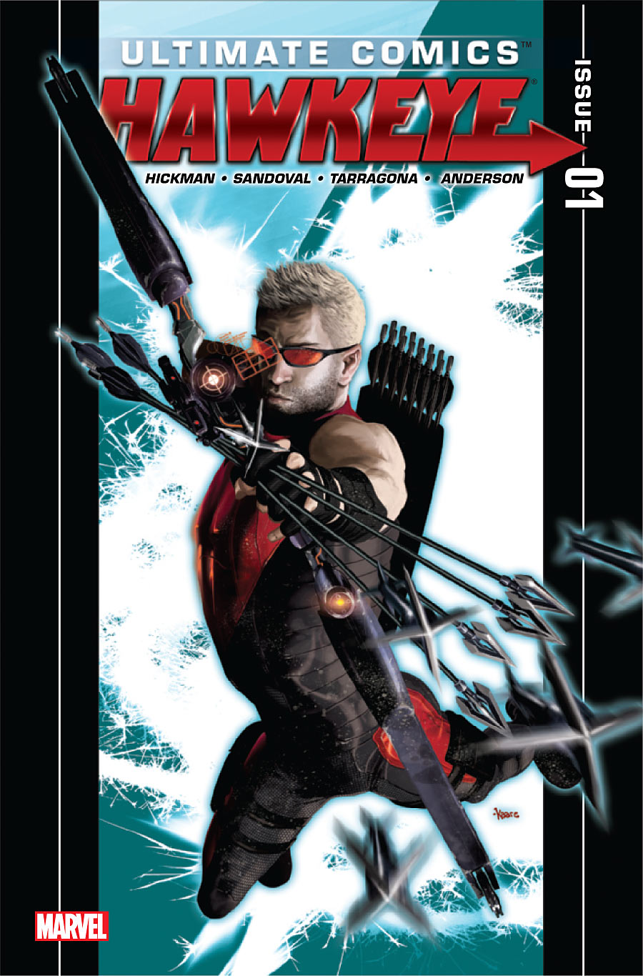 Ultimate Hawkeye Vol 1