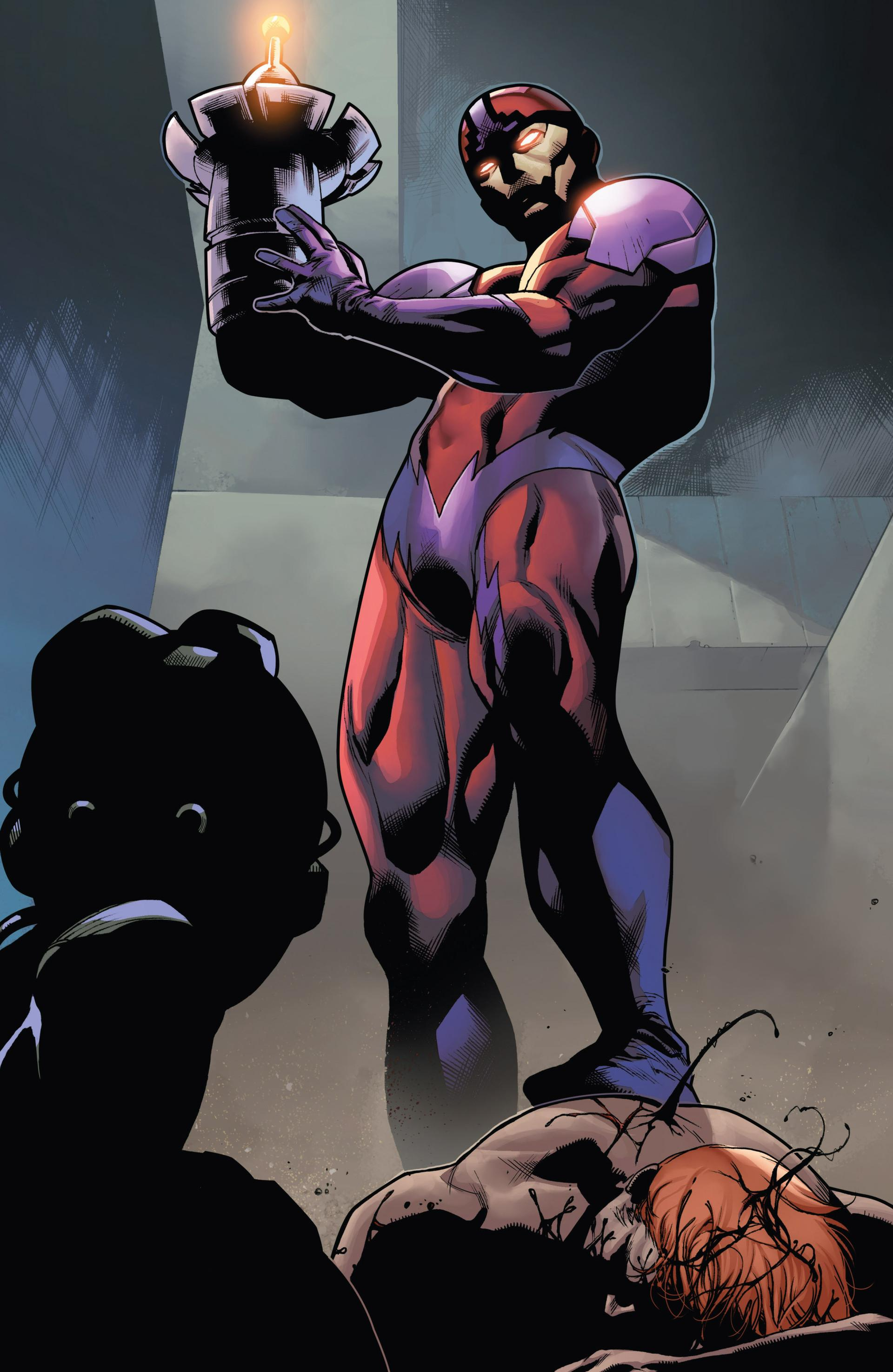 Ulysses Klaw (Earth-616)
