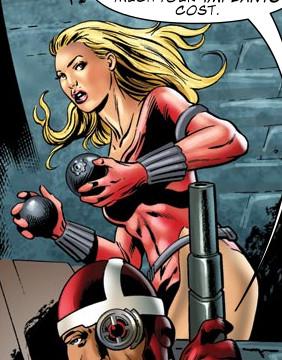 Wendy Conrad (Earth-616)