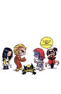 Wolverines Vol 1 1 Baby Variant Textless