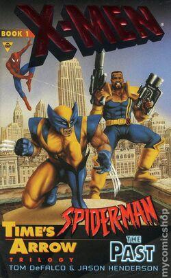 X-Men & Spider-Man Time's Arrow Book 1 The Past.jpg