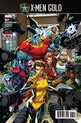X-Men Gold Vol 2 7