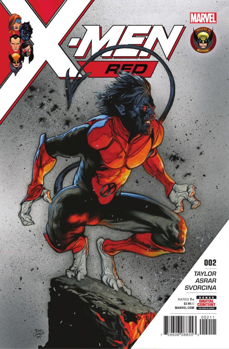 X-Men: Red Vol 1 2