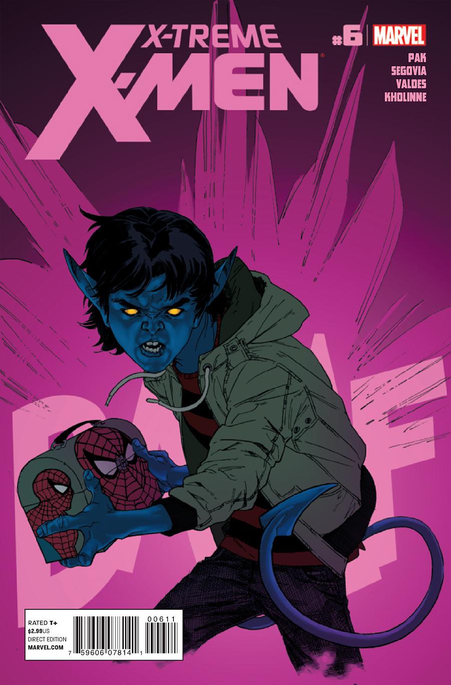 X-Treme X-Men Vol 2 6