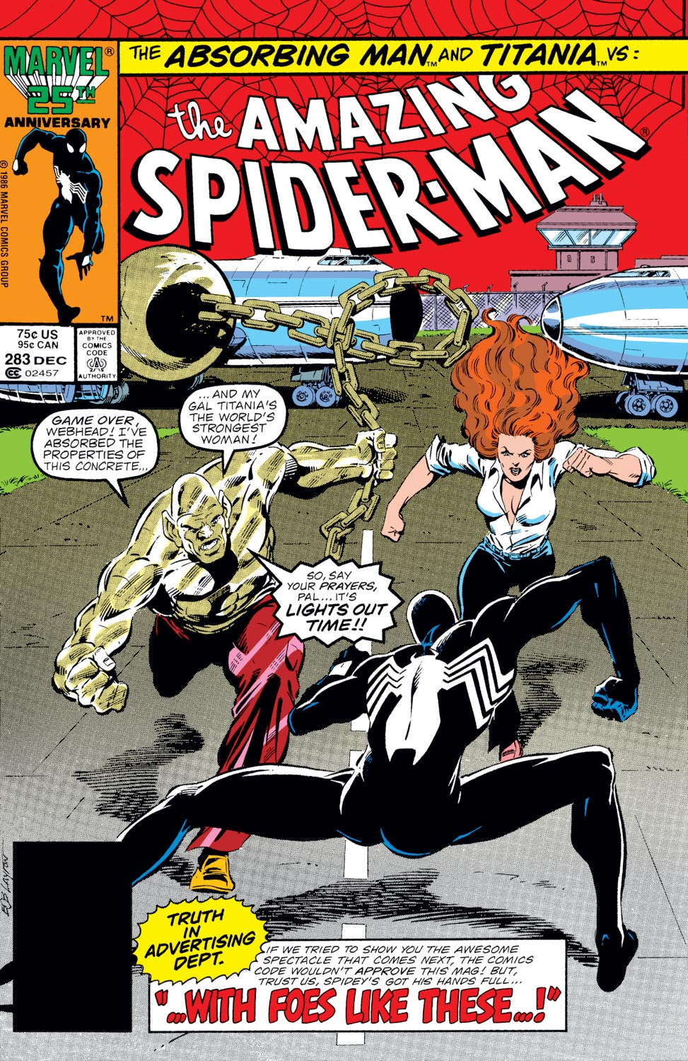 Amazing Spider-Man Vol 1 283