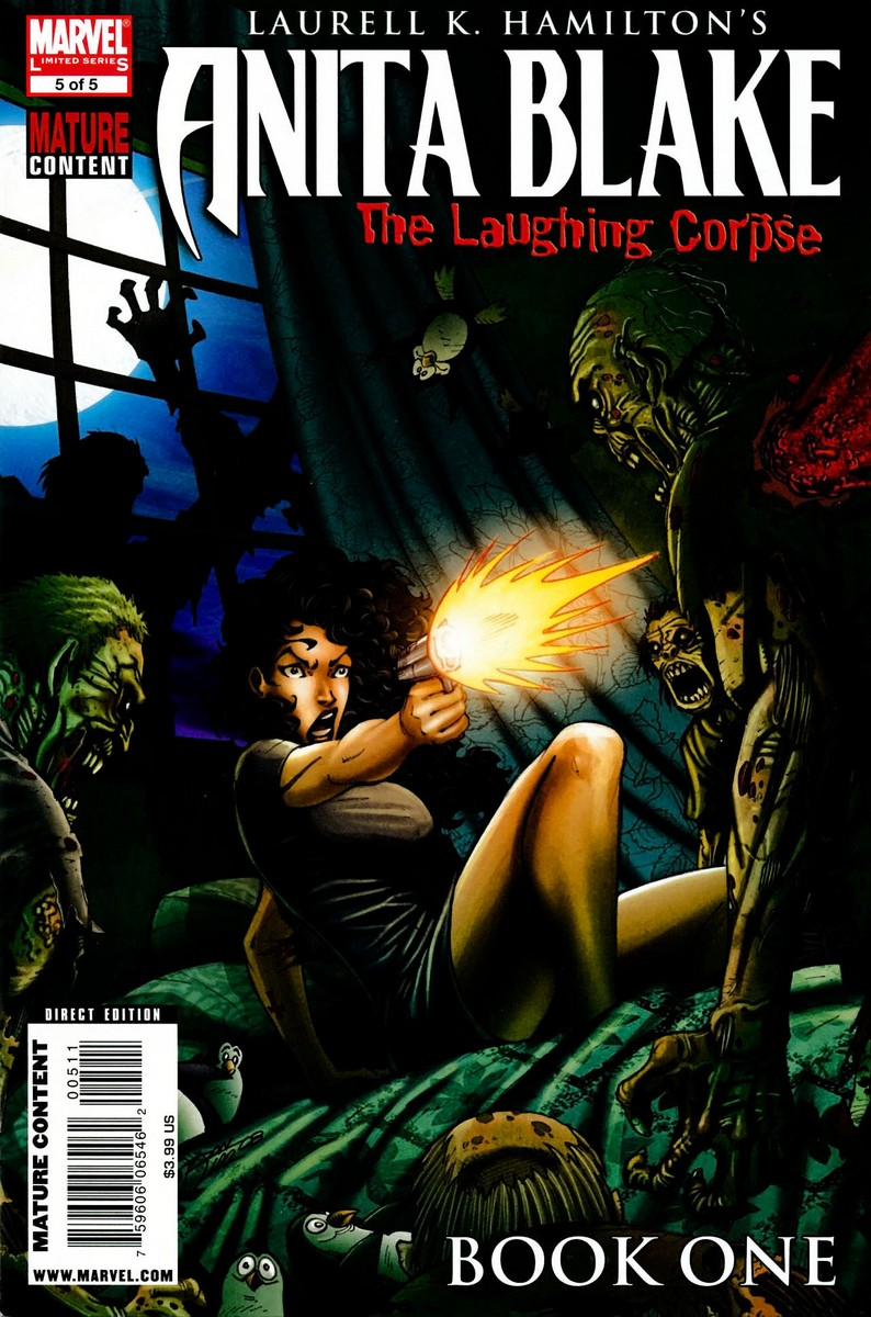 Anita Blake: The Laughing Corpse - Book One Vol 1 5