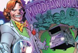Arcade (Earth-616) and Murderworld from U.S.Avengers Vol 1 3.jpg