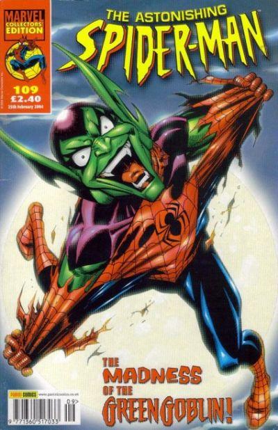 Astonishing Spider-Man Vol 1 109