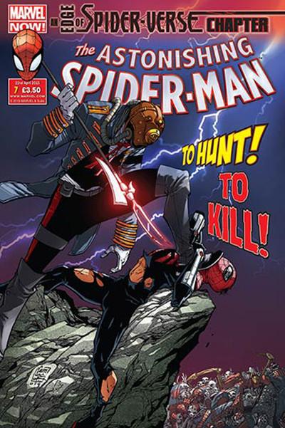 Astonishing Spider-Man Vol 5 7
