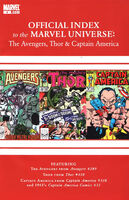 Avengers, Thor & Captain America Official Index to the Marvel Universe Vol 1 9