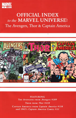 Avengers, Thor & Captain America Official Index to the Marvel Universe Vol 1 9.jpg