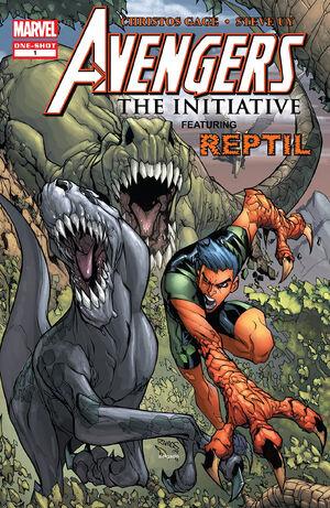 Avengers Initiative Featuring Reptil Vol 1 1.jpg