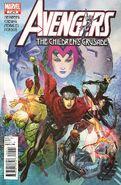 Avengers The Children's Crusade Vol 1 1