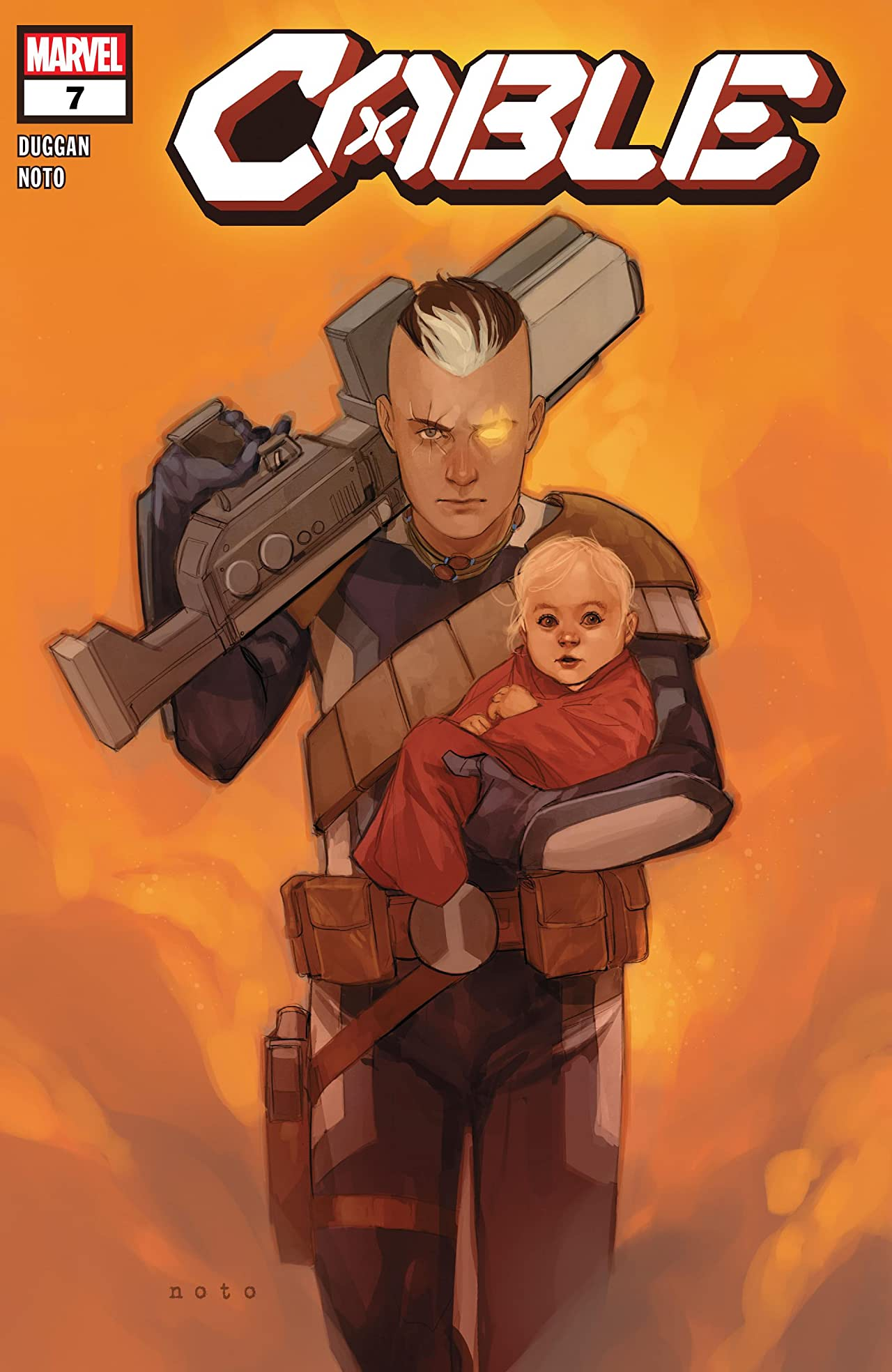 Cable Vol 4 7