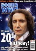 Doctor Who Magazine Vol 1 283