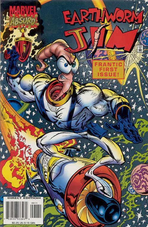 Earthworm Jim Vol 1