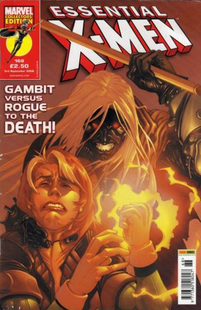 Essential X-Men Vol 1 168