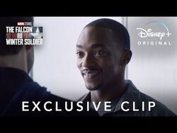 "Exclusive Clip – ""The Big Three"" - Marvel Studios' The Falcon and The Winter Soldier - Disney+"