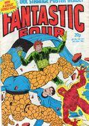 Fantastic Four (UK) Vol 1 5