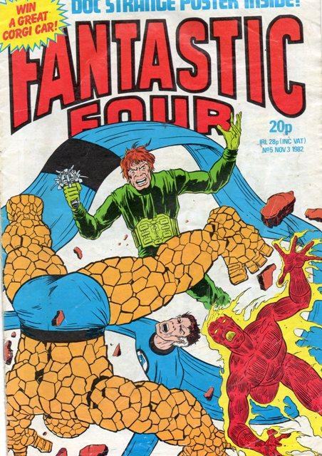 Fantastic Four (UK) Vol 1